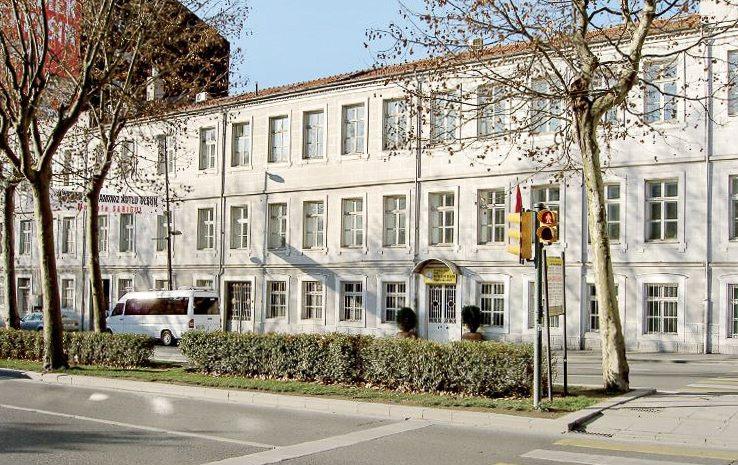 Notre Dame De Sion Lisesi – İdari Bina Restorasyon Projesi